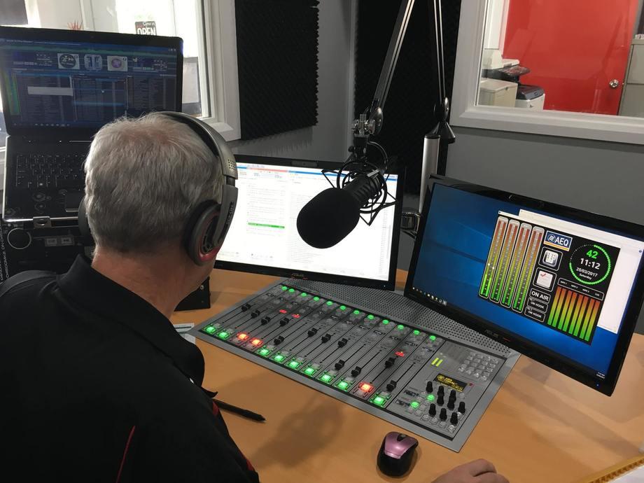 AEQ USA - AUSTRALIAN RADIO STATION TANK FM TAKES THE LEAP TO