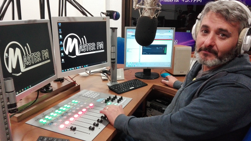 Master FM debuts in digital technology with AEQ