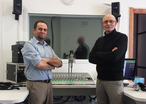 RADIO CANTILLANA RENEWS THEIR MAIN CONTROL WITH AEQ-KROMA