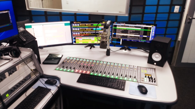 Morena FM gets renewed over IP using AEQ equipment
