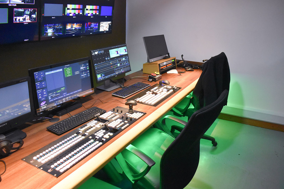BROADCAST SOLUTIONS RELY ON CROSSNET INTERCOM FOR THE NEW CHANNEL SWITCH TV STUDIOS IN KENYA
