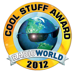 "AEQ's Capitol receives a Radio World ""Cool Stuff"" Award"